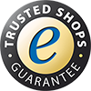 Trusted Shops Logo - Lagerauftrag.info